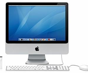 Aluminum iMacs Announced by Apple