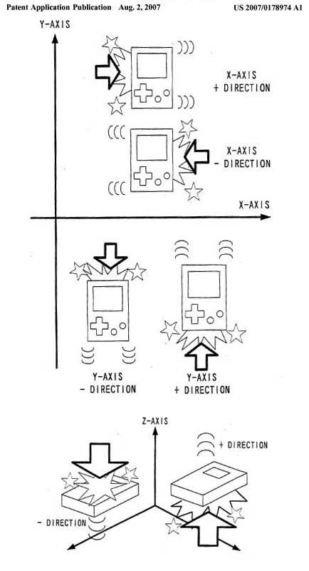 Nintendo Motion Sensing Portable