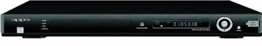 Oppo Dv-980h DVD Player Outputs 1080p and 7.1