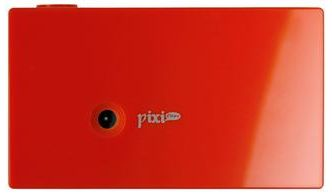 Pansonic Pixi Concept Camera for Social Networks