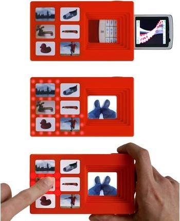 Panasonic Pixi Camera Concept