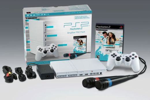 Sony PS2 SingStar Bundle