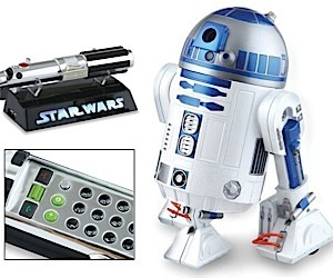 R2-D2 Webcam to Drive Star Wars Fanboys Crazy
