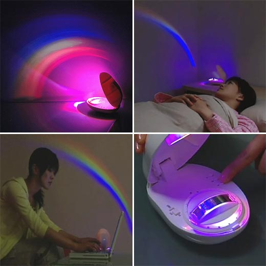 Rainbow Stone LED Rainbow Generator