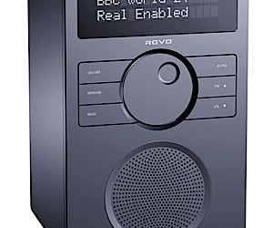 Revo Pico Internet Radio: Wireless and Cordless