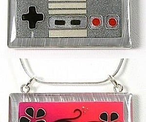 Nintendo Necklace for Girl Gamers With Style