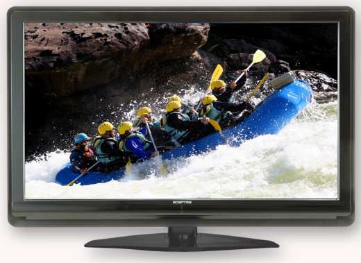 46-Inch 1080p Sceptre HDTV on Sale for $1299