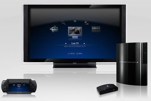 PS3 Playtv Tuner and Dvr Announced