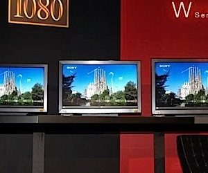 Sony Bravia Gets New 40, 46 and 52-Inch Displays