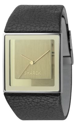 Philipe Starck See Through Watch