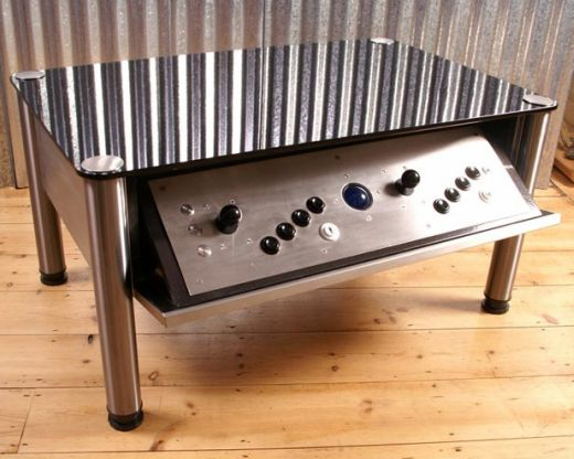 Surface Tension Modern Arcade Coffee Table
