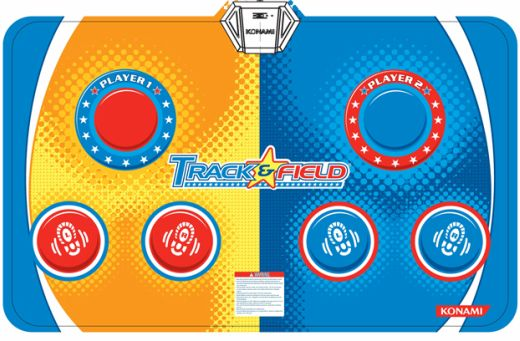 Track and Field Challenge Controller