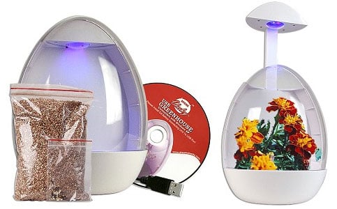 USB Powered Greenhouse