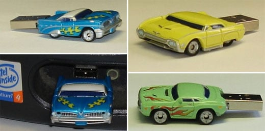 Classic Cars Get USB Treatment