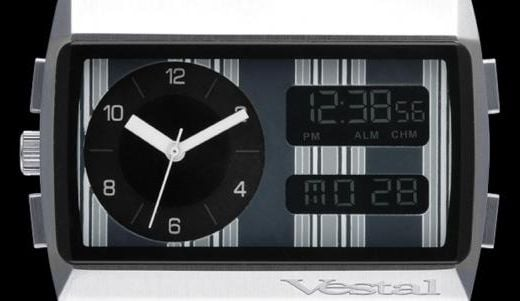 Vestal Metal Monte Carlo Watch