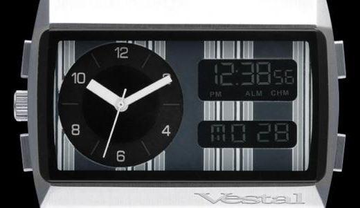 Vestal Watches: Analog and Digital Harmonies