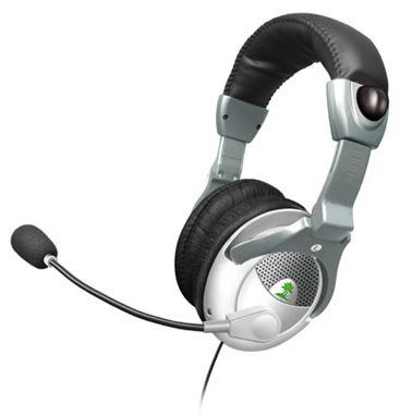 Ear Force X3 Headset for Serious Xbox Live Gamers