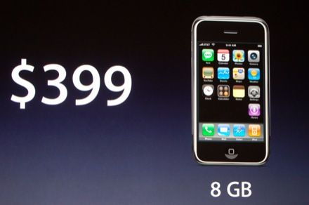 IPhone Early Adopters Get $100 Credit From Apple