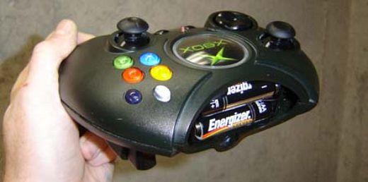 Ben Heck's Xbox Controller Mod