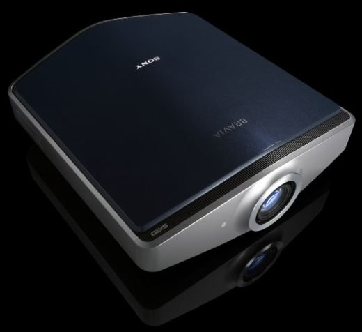 Sony Bravia Vpl-Vw200 Sxrd Projector Coming This Fall