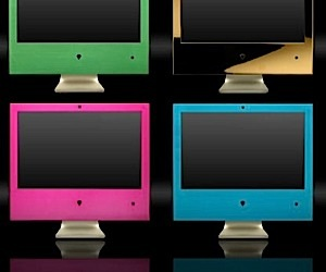 Chromac Lets Plastic iMacs Join the Aluminum Club