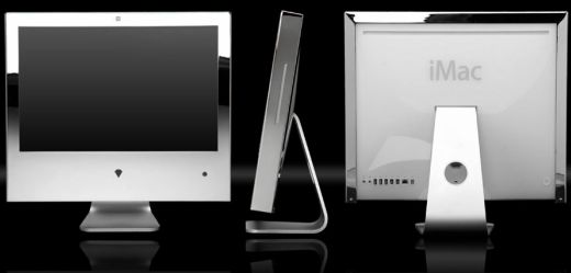 ChroMac iMac Metal Covers