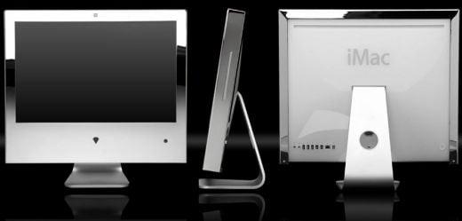 ChroMac iMac Metal Covers