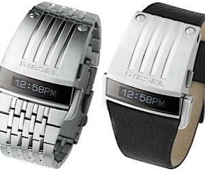 Diesel Watches Go OLED