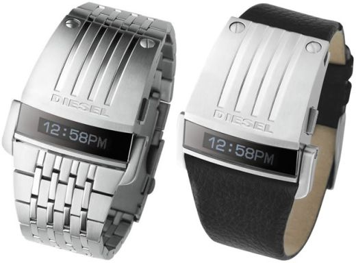 Diesel DZ7080 and DZ7079 OLED Watches