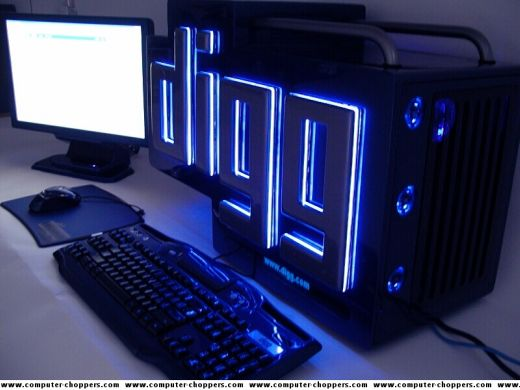Digg Casemod by Computer Choppers
