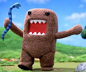 Domo-Kun Mimobot Drives Set to Bare Their Teeth