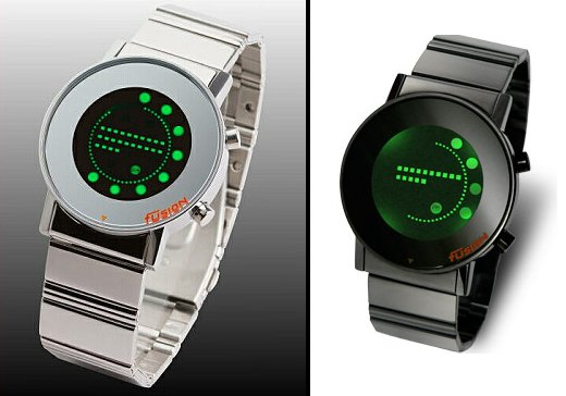 Fusion Dt1 Digital Watch: Surprisingly Easy to Read