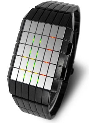 Tokyoflash Geomesh LED Watch: What Time is It Again?