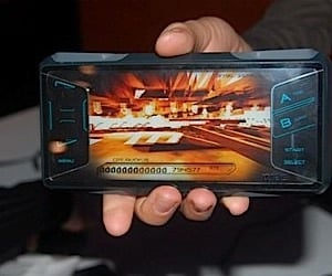 Hp Mscape: Augmented Reality Gaming Handheld