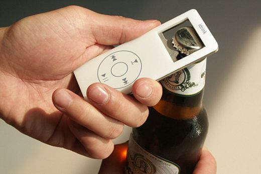 iDrink Bottle Opener by Sonic Design