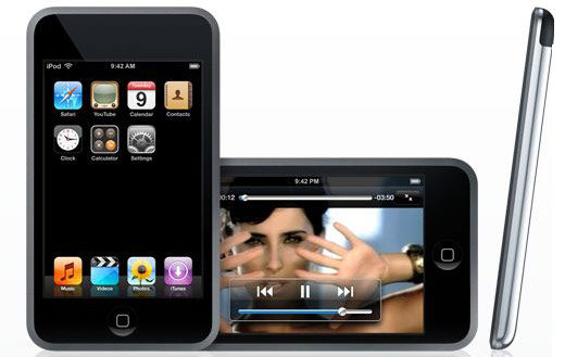 Ipod Touch Video. iPod Touch