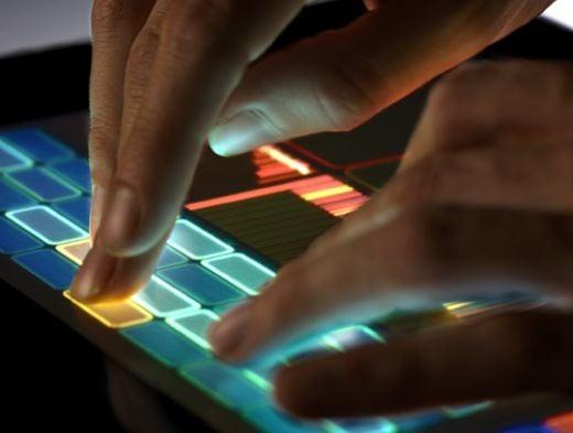 Jazzmutant Lemur Multi-Touch Control for Musicians