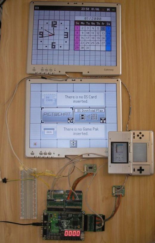 Nintendo Jumbotron DS Lite