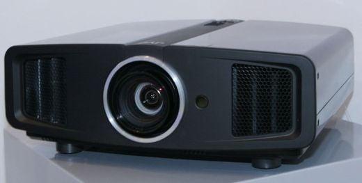 JVC DLA-HD100 projector