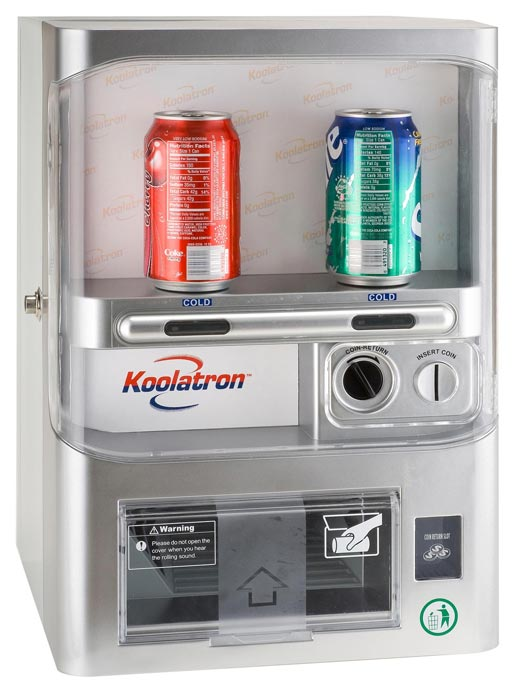 Koolatron Coin-op Fridge