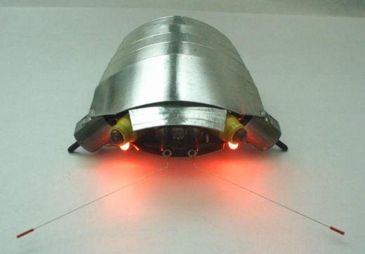 Harold Ilano's Mercury BEAM Robot