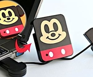 USB Hub is a Bit of a Mickey Mouse Operation
