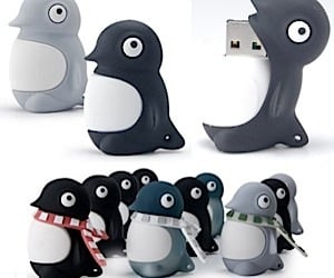USB Penguin Flash Drives Not Just for Linux Users