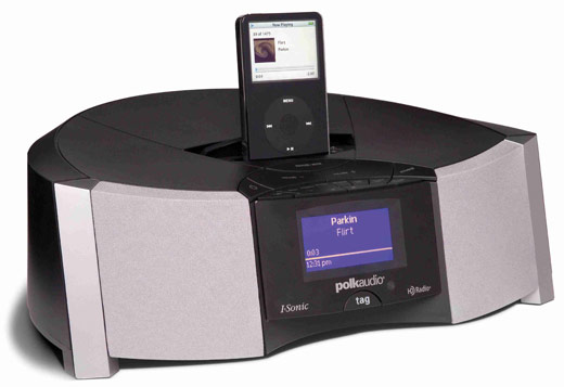 Polk Audio I-Sonic Es2 Itunes Integrated HD Radio