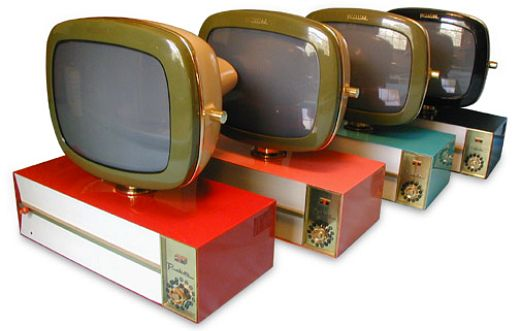 Telstar Color Predicta Television