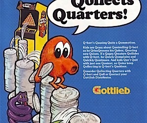 Q*Bert Qollects Quarters Quite Quickly