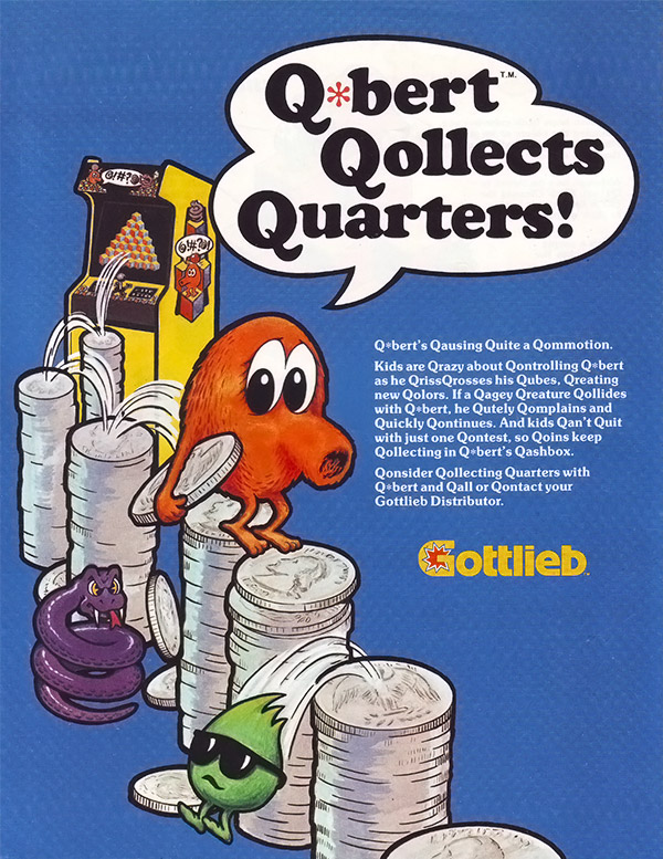 qbert_qollects