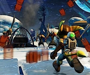 Ratchet & Clank Future Demo Due 10/4