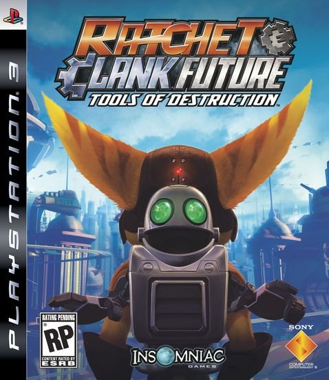 Ratchet and Clank Future: Blistering Behemoth