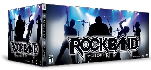 Rock Band Special Edition Box